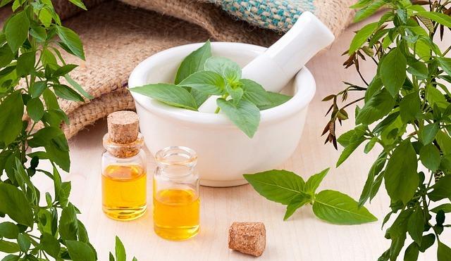 Psychotherapie und ätherische Öle